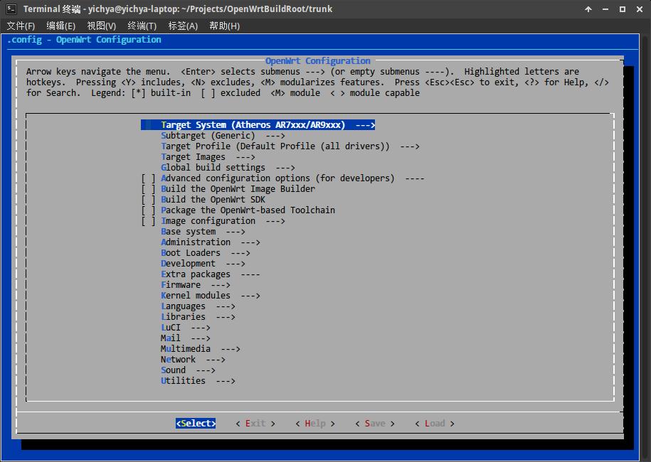 定制OpenWrt 固件(2) BuildRoot · Review